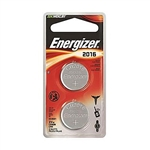 Energizer 2016BP-2N 3.0 Volt Lithium Coin Battery CR2016 2/pkg