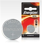 Energizer E-CR2016BP Energizer 3.0 Volt Lithium Coin Battery CR2016