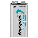 Energizer LA522 9 Volt Energizer Advanced Lithium Battery