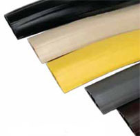 geist plastics cc 23 cord cover 1 2 inch beige 6ft length. Black Bedroom Furniture Sets. Home Design Ideas