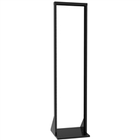 Relay Rack, Open Frame, 2-Post, 19 inch x 86.6"