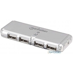 ICI 160599 Hi-Speed USB 2.0 4 Ports Pocket Hub