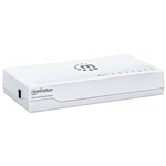 Manhattan 560689 8-Port Fast Ethernet Switch
