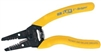 45-618 Ideal Industries<br>Reflex Super T-Stripper Wire Stripper - #8 to #16 AWG stranded