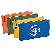 Klein Tools 5140 Canvas Zipper Bag