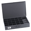 Klein Tools 54446 Extra-Large 21-Compartment Storage Box