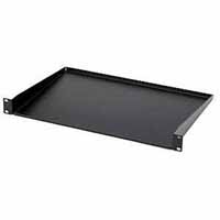 "Kendall Howard 1906-1-001-01 1U 12"" Component Shelf"