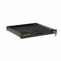 Kendall Howard 1910-3-002-01 1U Rackmount 2-Post Keyboard Tray