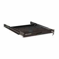 Kendall Howard 1910-3-003-01 1U Rackmount 4-Post Keyboard Tray