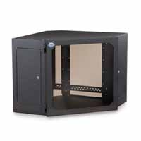 Kendall Howard 1915-3-700-12 12U Corner Wall Mount Cabinet