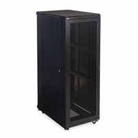 "Kendall Howard 3107-3-001-37 37U LINIER Server Cabinet - Vented/Vented Doors - 36"" Depth"
