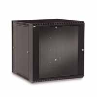 Kendall Howard 3130-3-001-12 12U Swing-Out Wall Mount Cabinet