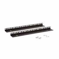 Kendall Howard 3150-3-001-09 9U LINIER Wall Mount Vertical Rail Kit - Cage Nut