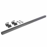 "Kendall Howard 5200-3-500-48 Performance 48"" Accessory Bar"