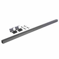 Kendall Howard 5200-3-500-CR Performance Corner Accessory Bar