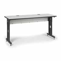 "Kendall Howard 5500-3-000-26 72"" W x 24"" D Training Table - Folkstone"