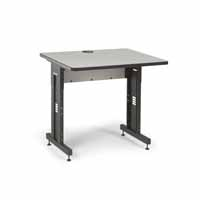 "Kendall Howard 5500-3-000-33 36"" W x 30"" D Training Table  - Folkstone"