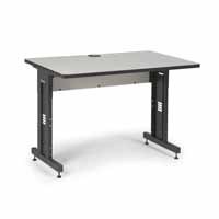 "Kendall Howard 5500-3-000-34 48"" W x 30"" D Training Table - Folkstone"