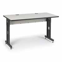 "Kendall Howard 5500-3-000-35 60"" W x 30"" D Training Table - Folkstone"