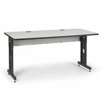 "Kendall Howard 5500-3-000-36 72"" W x 30"" D Training Table - Folkstone"
