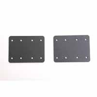 Kendall Howard 5500-3-100-00 Training Table Ganging Bracket Kit