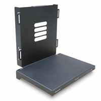 Kendall Howard 5500-3-100-08 Training Table Standard CPU Holder