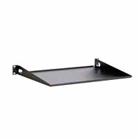 "LDRS1U12 Kendall Howard Rack Shelf 1U 12"" Light Duty"