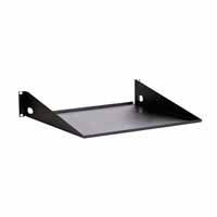 "LDRS2U12 Kendall Howard Rack Shelf 2U 12"" Light Duty"