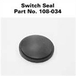 Maglite 108-034 (109-000-391) D Cell Maglite Switch Seal (#12)
