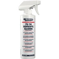 Isopropyl Alcohol 70/30 - Spray Bottle - 475mL - 1.00 pt | MG Chemicals 8241-475ML