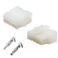 Molex 76650-0078 Mini-Fit Jr. Connector Kit - 10 Circuit