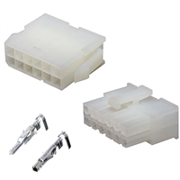 Molex 76650-0079 Mini-Fit Jr. Connector Kit - 12 Circuit