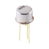 NTE123 Transistor NPN Silicon TO-39 Audio AMP