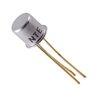 NTE123A Transistor NPN Silicon TO-18 Audio AMP/switch