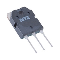 NTE2307 Transistor NPN Silicon TO-3P Case High Voltage Power Amplifier High DC Current Gain