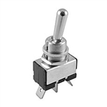 NTE Toggle Switch, DPST, ON NONE ON - .250 Terminals 54-098