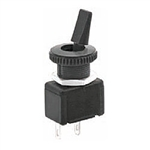 NTE Toggle Switch, SPDT, 6A, 125VAC - ON NONE ON 54-317