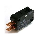 NTE Snap Action, SPDT, 15A, 250VAC, Pin Plunger Switch 54-404