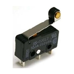 NTE Snap Action, SPDT, 10.1A, 125/250VAC, Hinge Roller Lever Switch 54-416