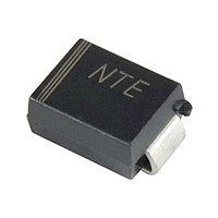 NTE 649J Rectifier 1a 600V 250ns SMA/do-214ac Case Fast Recovery