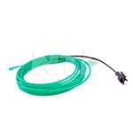 NTE 69-ELW2.3-GR Green EL Wire 2.3mm