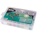 NTE 74-AUTOKIT2 Fuse Kit ATC, ATM, and MAX Type Automotive Fuses
