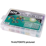 NTE 74-AUTOKIT5 Fuse Kit MAX Type Automotive Fuses