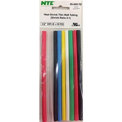 NTE HS-ASST-12 Heat Shrink Kit