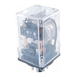 NTE R02-11D10-110 Relay 10 Amp DPDT 110VDC   Arcade Electronics on 8 pin relay circuits, 8 pin round base, 8 pin relay base, 8 pin time delay relays, 8 pin cube relay diagram, 8 pin relay socket diagram, 8 pin relay plug in, 8 pin relay connections,