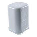 NTE R02-11D10-110H Relay 10 Amp DPDT 110VDC 8-Pin Octal Hermetically Sealed Metal Enclosure