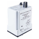 R61-11AD10-U NTE Relay, Programmable Time Delay 12-125 Volt DC