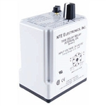 R63-11AD10-U NTE Relay, Programmable Time Delay 24-240 Volt AC & 12-125 Volt DC