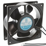"Orion OA109AP-11-3WB Cooling Fan 115v AC Fan Ball Bearing 120 x 38mm 4.7"" x 1.5"" 1600RPM Wire Leads"