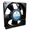 "Orion OA125AP-11-2WB Cooling Fan 115v AC Fan Ball Bearing 120 x 25mm 4.7"" x 1.0"" 2500RPM Wire Leads"